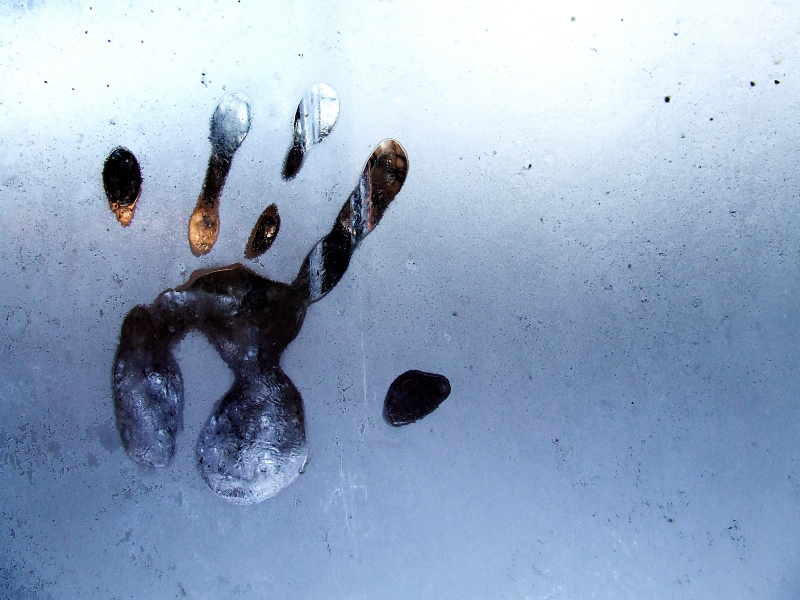 frost hand