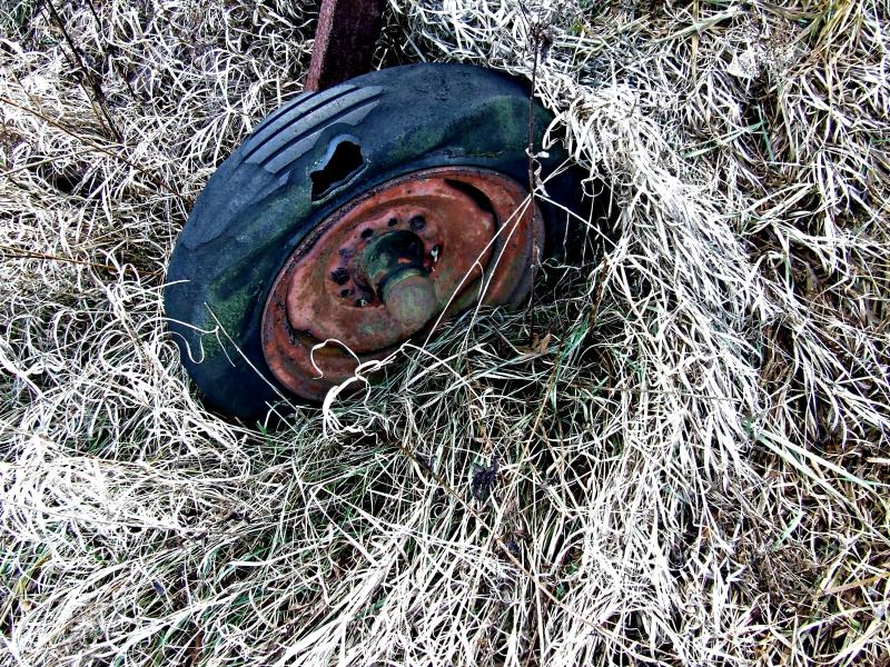 hayrake wheel