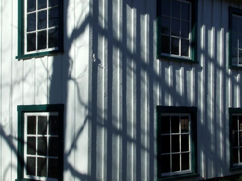 henhouse shadows